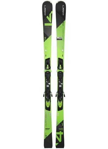 Elan Kayak Ekipmanı Renkli